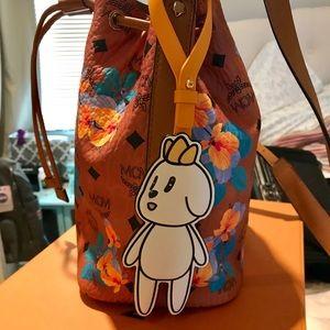 MCM Bag Charm MINT